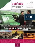 Revista Villacañas Información - Diciembre 2015
