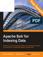 Apache Solr for Indexing Data - Sample Chapter