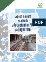 Volume 3 - Posa in Opera e Collaudo