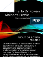 Dr Rowan Molnar #DrRowanMolnarAustralia-PPT