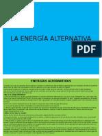 La Energía Alternativa