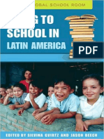[Silvina Gvirtz, Jason Beech] Going to School in Latin America