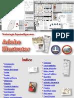 2015-12-21 Simbología Espeleológica Con Adobe Illustrator