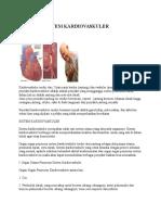 Penyakit Sistem Kardiovaskuler
