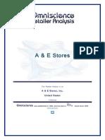 A & E Stores United States