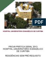 Gabarito Prova Prtica 2013 3