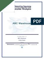 ABC Warehouse United States