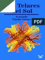 Tejada Gomez, Armando - Telares Del Sol [27384] (r1.0 Diegoan)