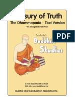 Dhammapada Txt