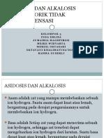 Asidosis Dan Alkalosis Respiratorik Tidak Terkompensasi