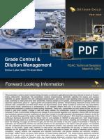 DGC 12-03-06 PDAC Grade Control