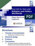 Clash of Civilization and politics of Religion