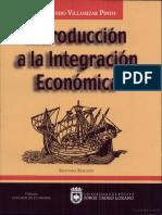 Introducción a La Integración Económica