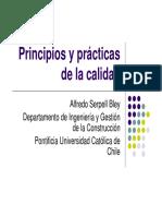 04 1e[1]. Principios y Prácticas de La Calidad - Importancia de Los Clientes