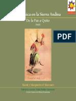 La Musica en la Sierra Andina - De la Paz a Quito (1920)
