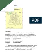 Kondisi Umum Wilayah
