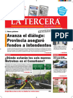 Diario La Tercera 21.12.2015