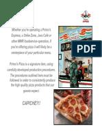 QSR Conventional Pizza Training -Dough Balls_ Limit 3-2 Ppt