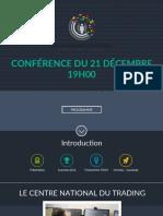 Présentation conférence 21 décembre