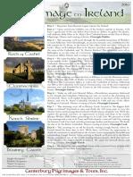 Ireland Sample Pilgrimage | Canterbury Pilgrimages