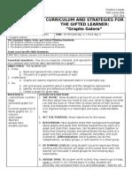 tierd difficulty lesson plan