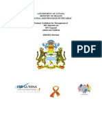 hiv treatment guidelines 2010-2011