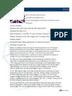 Position Paper UK
