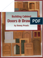 Building Cabinet Doors and Drawers