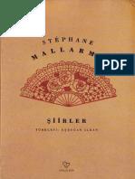 Stephane MALLARME - Şiirler - Varlık-2015