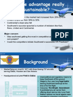 SW Airlines_Group 10