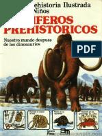 Varios - La Prehistoria Ilustrada Para Ni±os - Mamiferos Prehistoricos