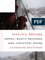 Making Refuge by Catherine Besteman