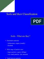 38623 Soil Classification