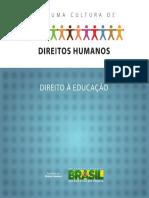 UNESCO; SDH - Direito à Educação