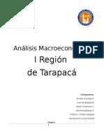 I Region de Tarapacá