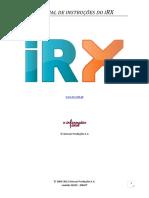 Manual Do IRX