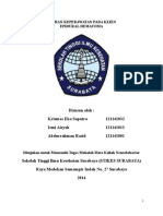 Cover Epidural Hematoma