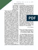 Revista dianoia comentario