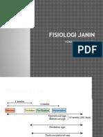 3.Fisiologi Janin