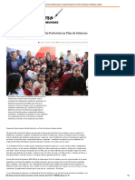 18-12-15 Presenta la Gobernadora Claudia Pavlovich un Plan de Gobierno Estatal realista - El Reportero