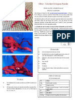 Crochet Octopus Puzzle Pattern Dedri Uys Edited 2014