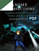Dani Cavallaro - Anime Intersections
