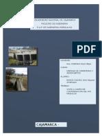 Informe de Colmatacion de Alcantarillas