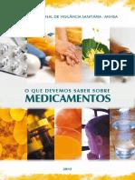 Cartilha o Que Devemos Saber Sobre Medicamentos
