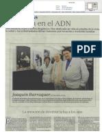Dres. García de Sola y Vañó, la Medicina en el ADN