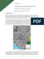 Extensión en El Arco Volcánico Actual Del Sur Del Perú