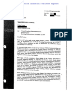 Nelson Frazier WWE Termination Notice 2008 REDACTED