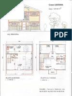 Projetos de Casas Em Madeira LUSITANA20T3