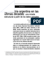 Azpiarzu-Schorr -La Industria Argentina en Las Últimas Décadas