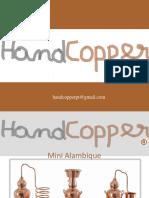 HandCopper Produtos